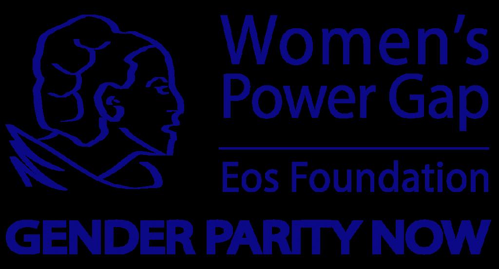 Women's Power Gap, Womens power gap, women's power gap logo, gender parity now