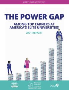 Power Gap at Elite Universities